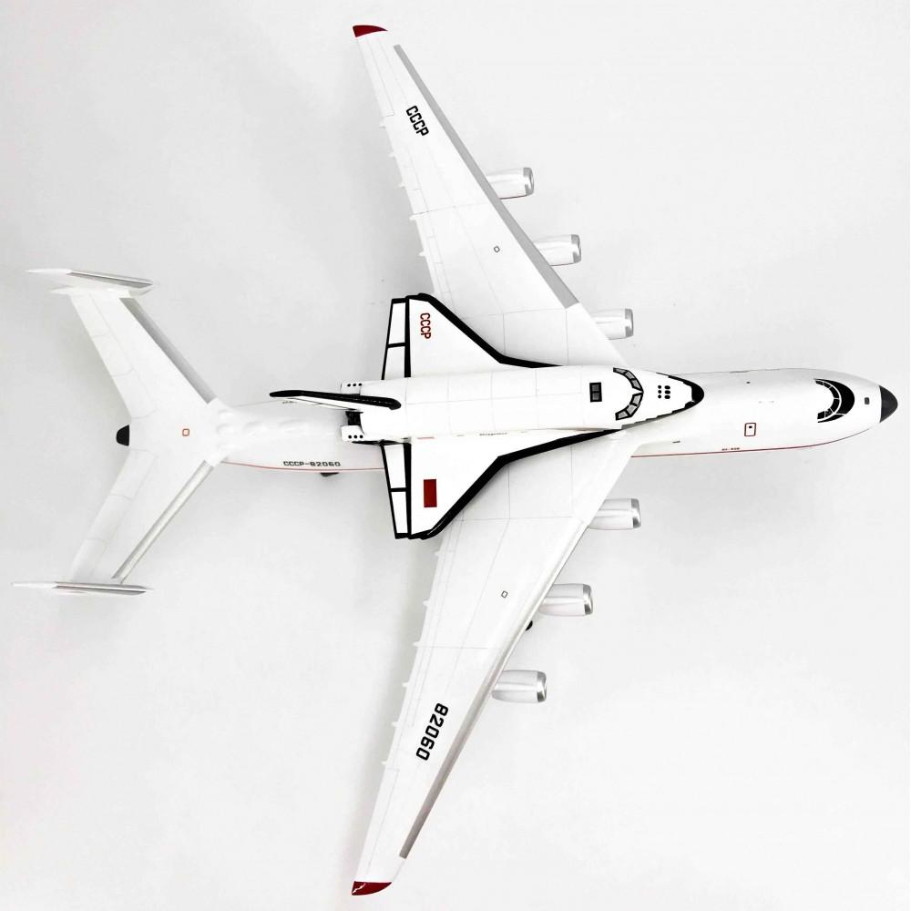 AN-225 Antonov Mriya & RKK Energiya Buran 1:200