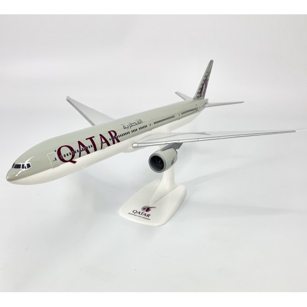 Boeing 777-300er Qatar Airways A7-BEJ 1:200