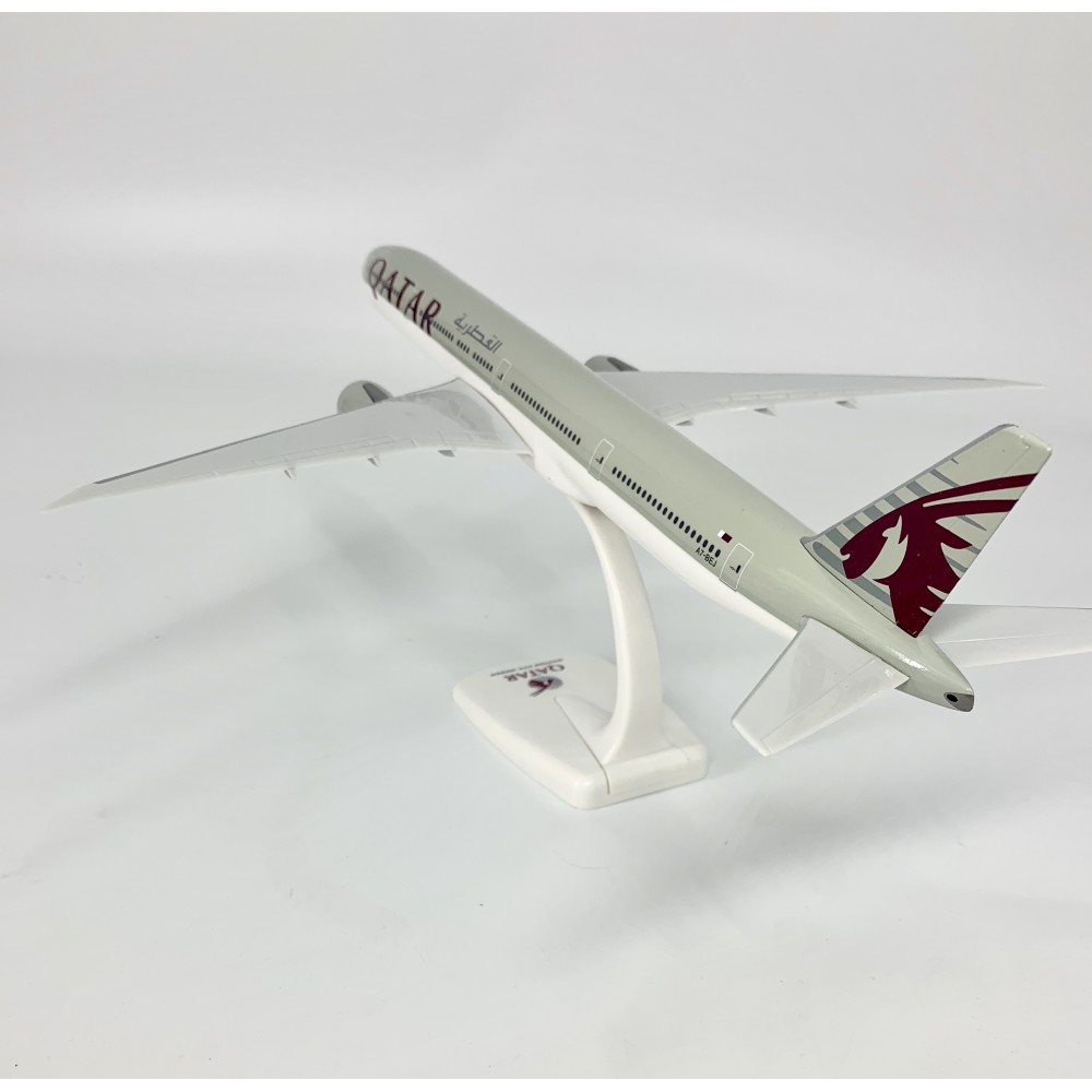 Boeing 777-300er Qatar Airways A7-BEJ 1:200