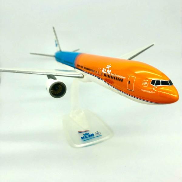 Boeing 777-300ER KLM Orange Livery 1:200