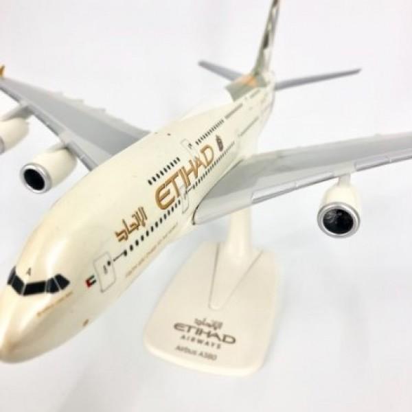 Airbus A380 Etihad Airways A6-APA 1/250