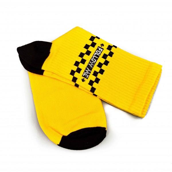 """Aviation Socks """"Folow me"""""""