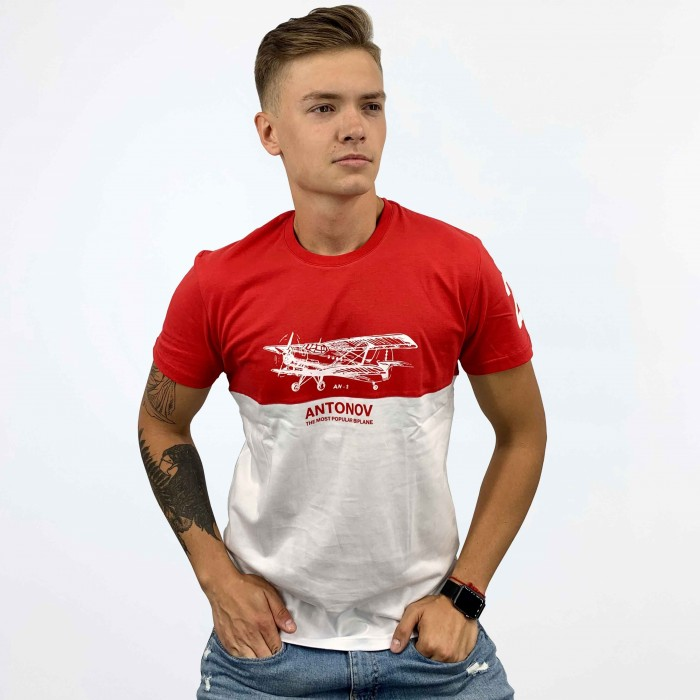 T-Shirt AN-2 Male