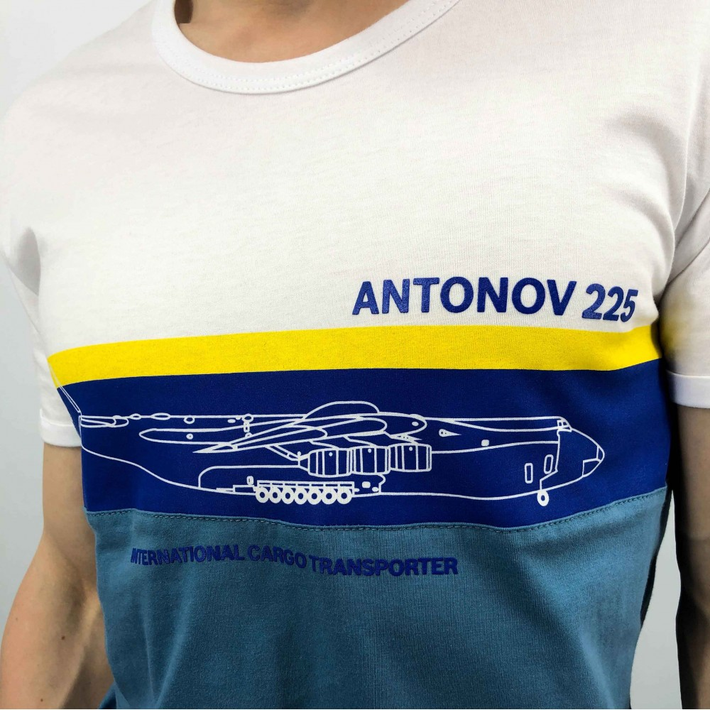 T-Shirt AN-225 Classic Male