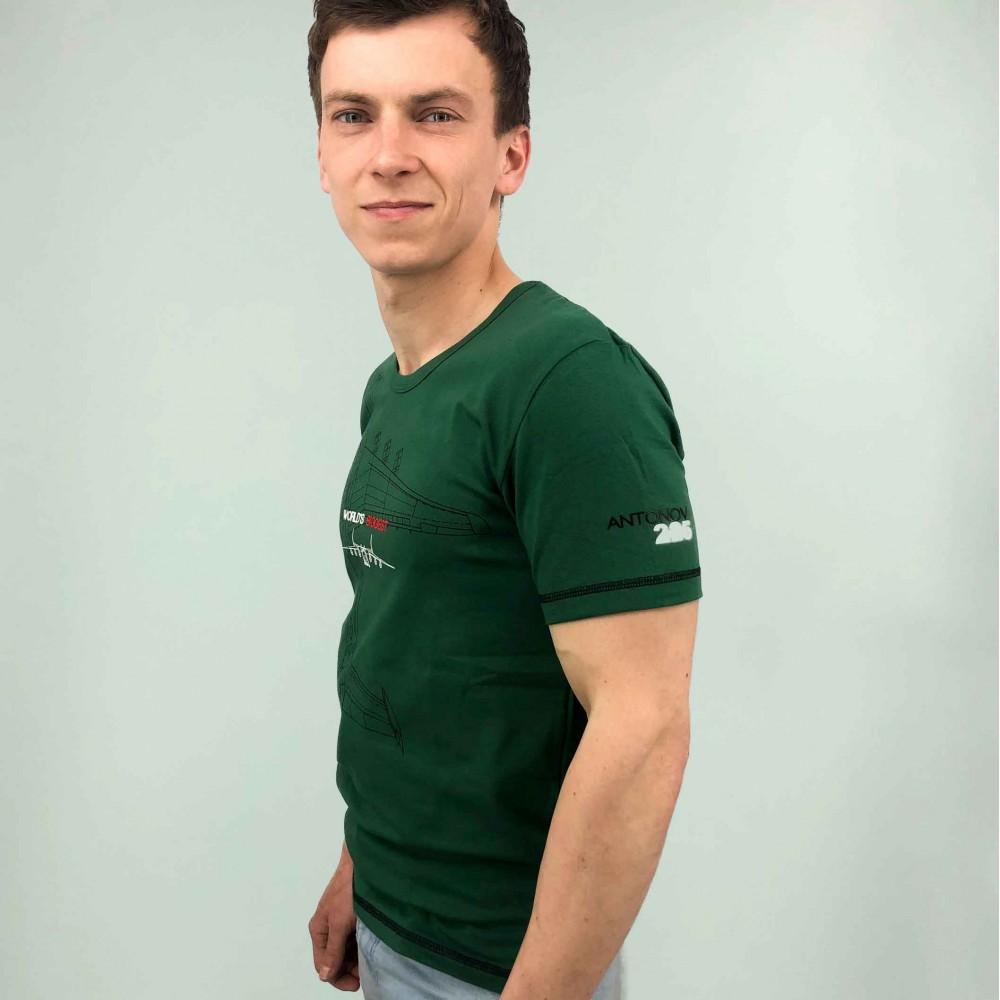 """T-Shirt AN-225 """"Mriya"""" Male"""