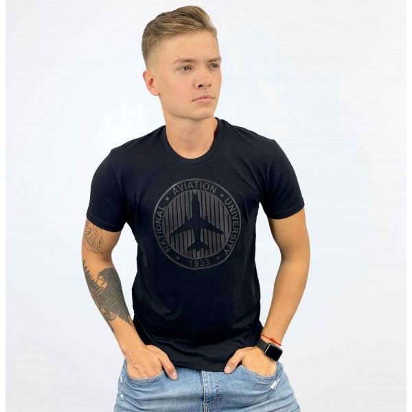 T-shirt NAU Male black