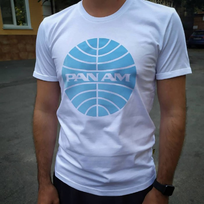 T-shirt Male Panam