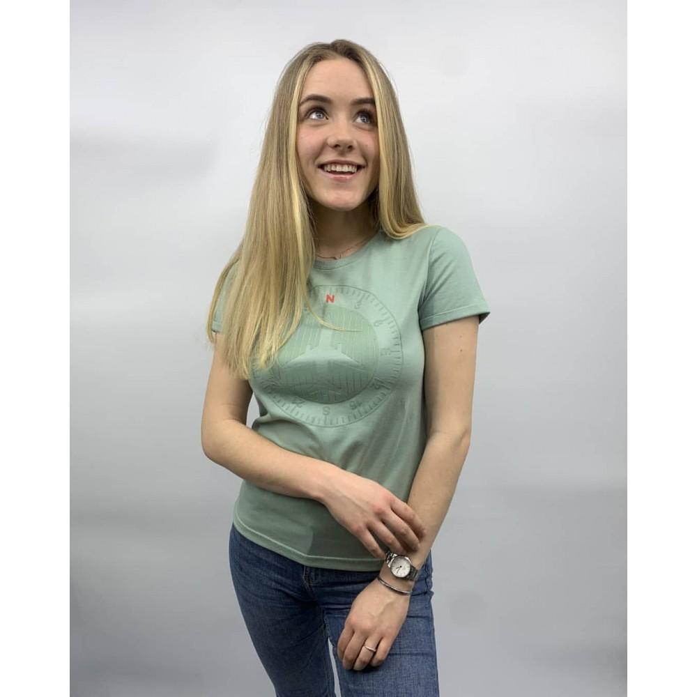 T-Shirt Course Female Menthol