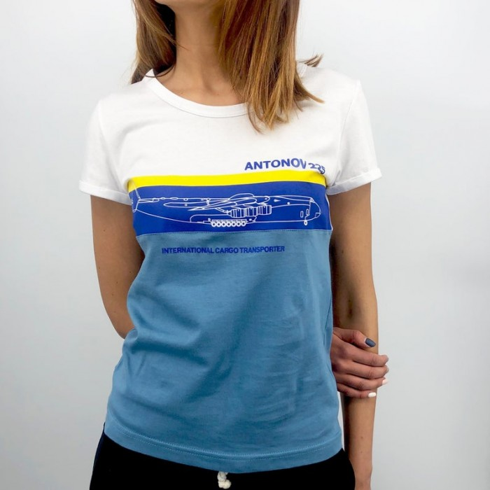 T-Shirt AN-225 Classic Female