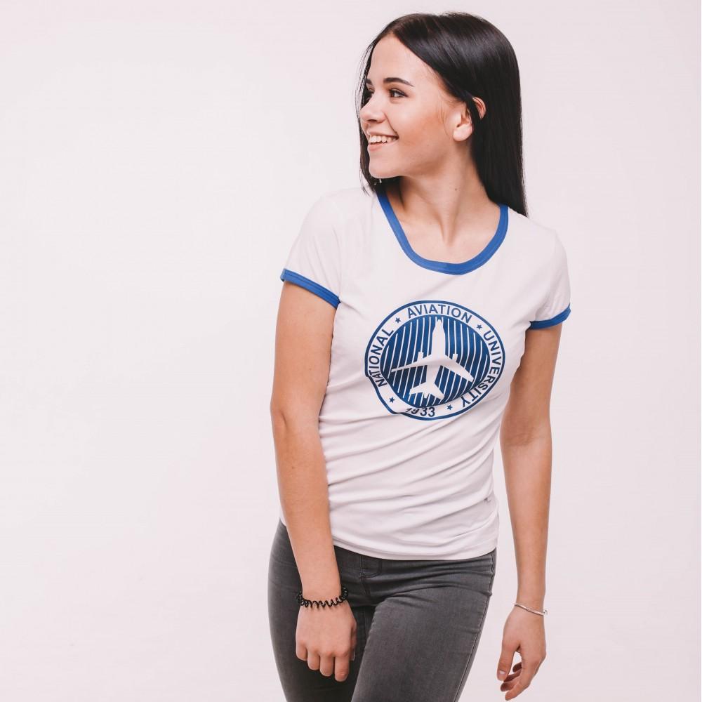 T-shirt NAU Female