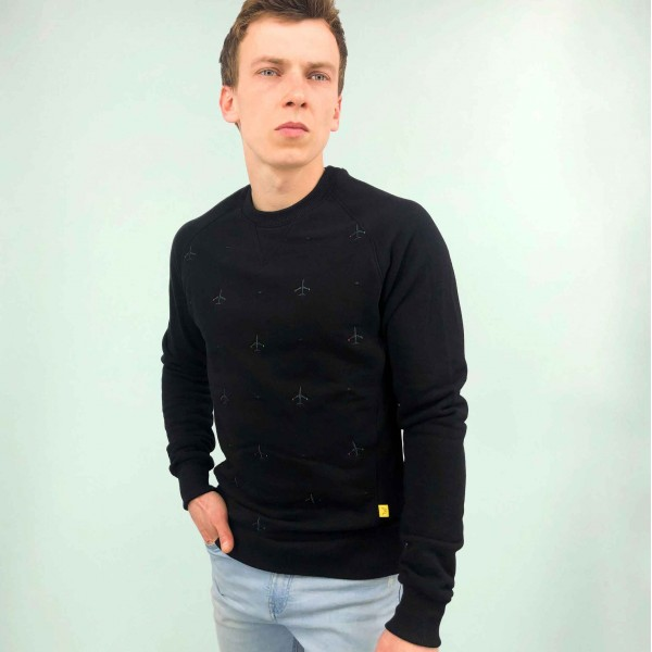 "Sweatshirt ""Black Edition"" Male"