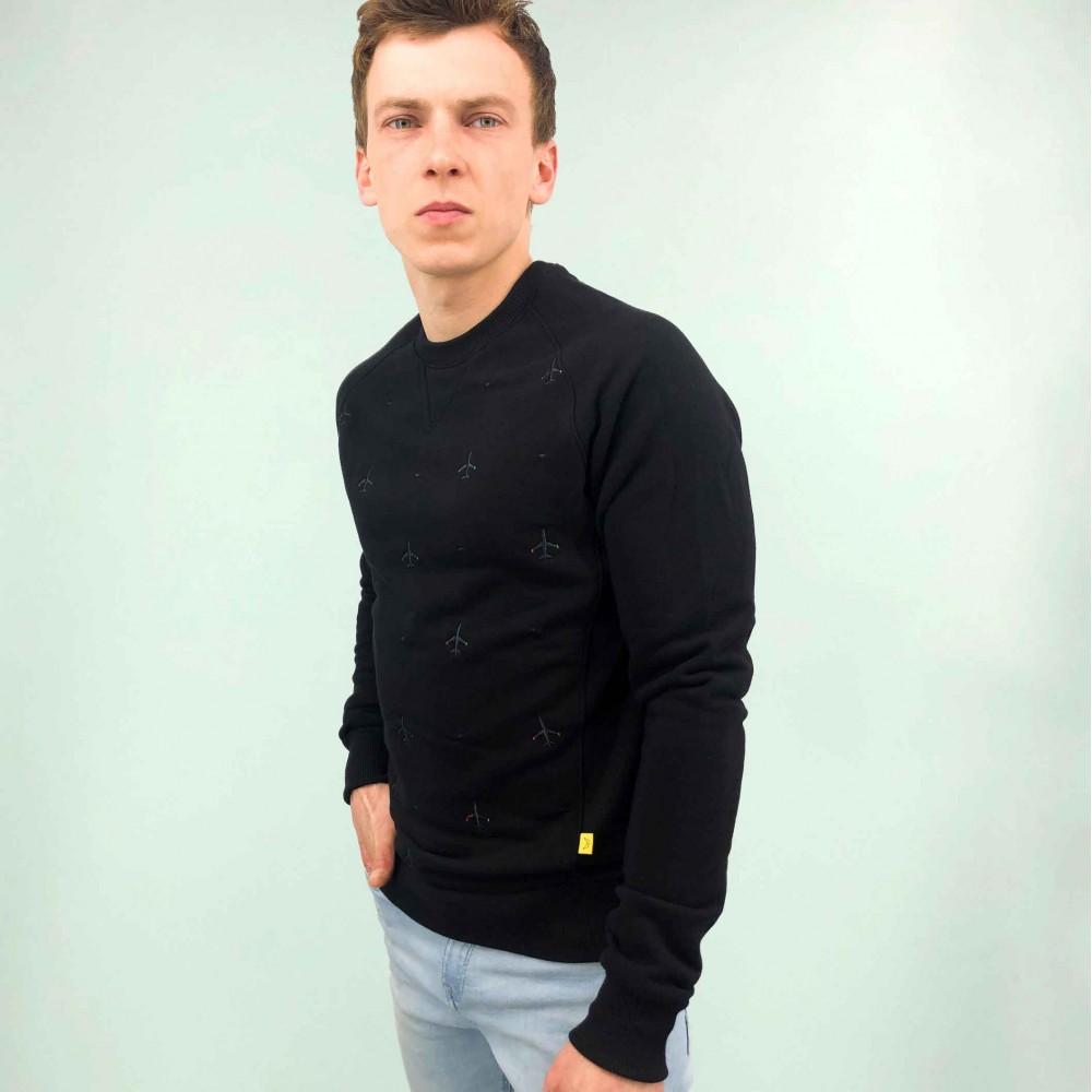 "Sweatshirt ""Black Edition"" Male"