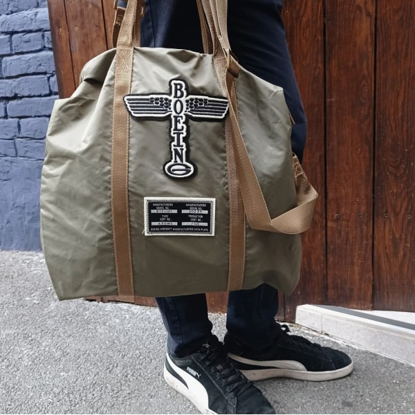 Compact Boeing Bag