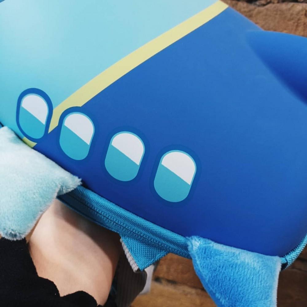 Kids Airplane Backpack Boeing
