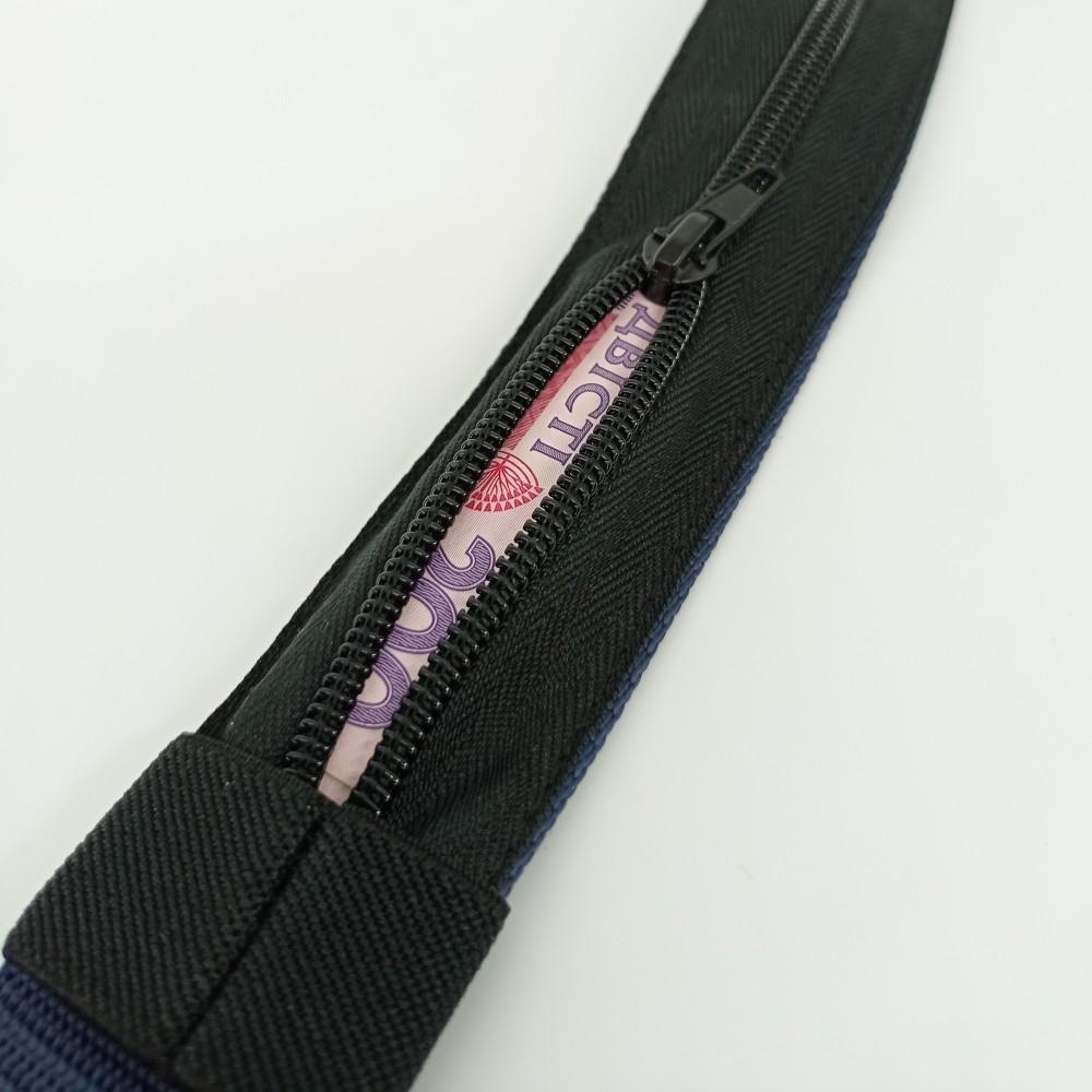 Belt WIith Hidden Pocket