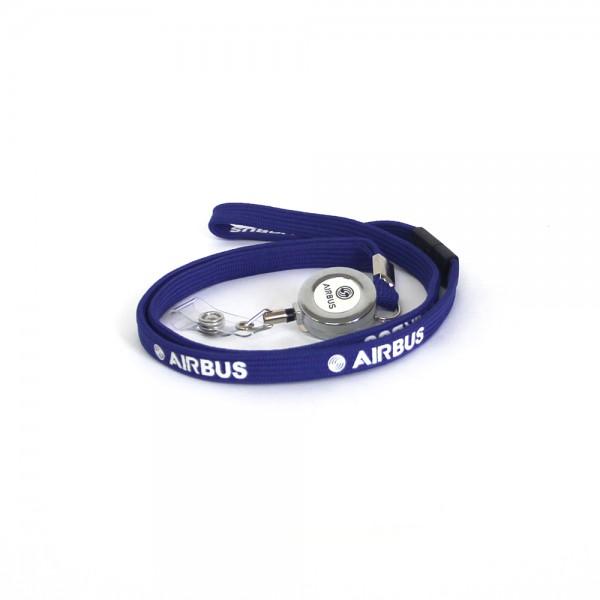 Lanyard Airbus Blue