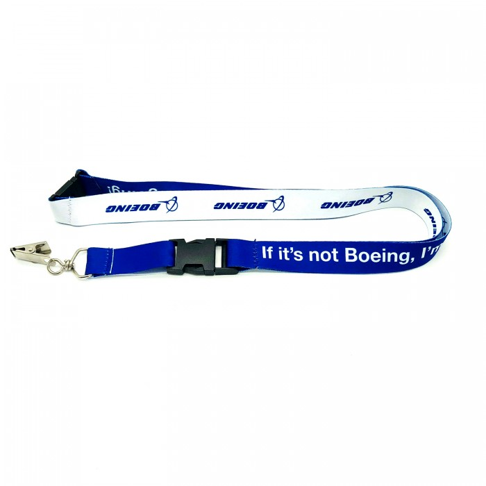 Lanyard If it's not Boeing I'm not going