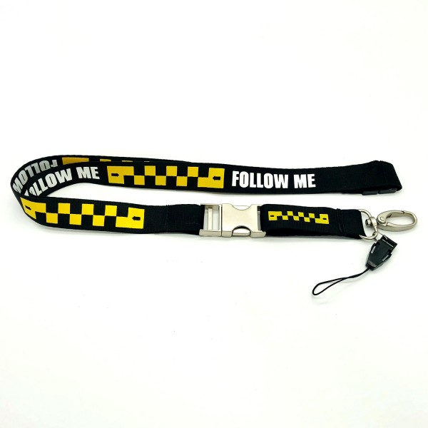 Lanyard Follow Me