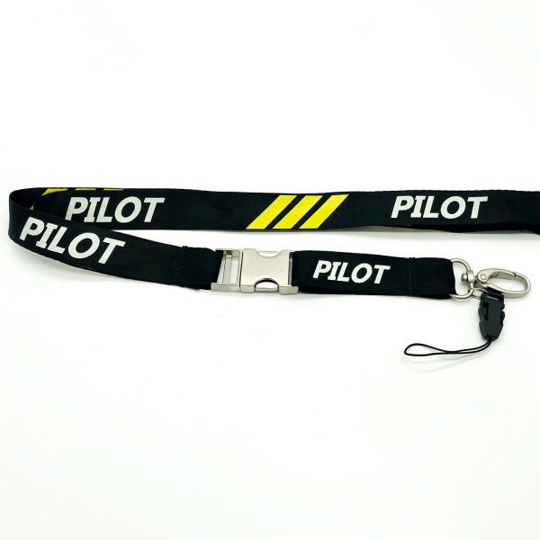 Lanyard Pilot 3 Bars