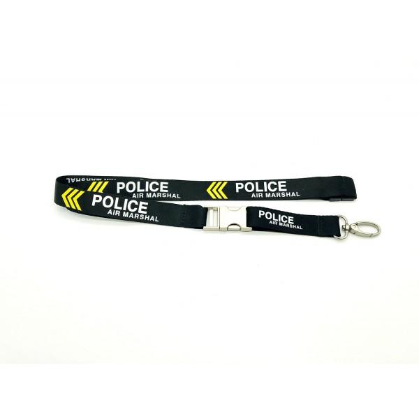 Lanyard Police Air Marshal