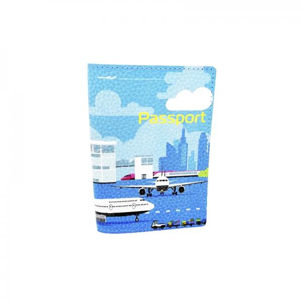Passport Cover Airport