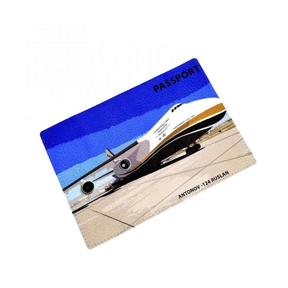 Passport Cover AN-124 Ruslan