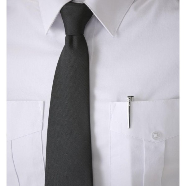 Pilot Tie Zipper Black