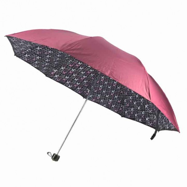 Umbrella Burgundy