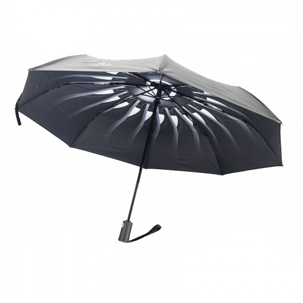 Umbrella Airplane Turbine