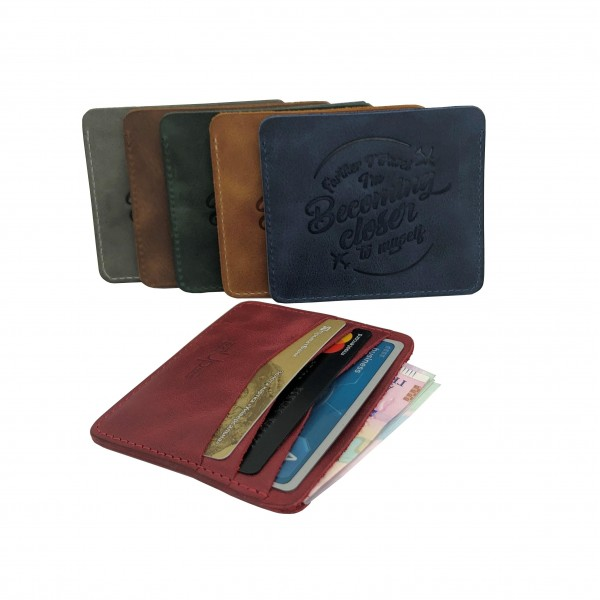 Cardholder Becoming Closer