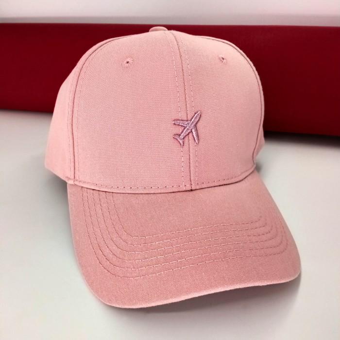 Cap Airplane Pink
