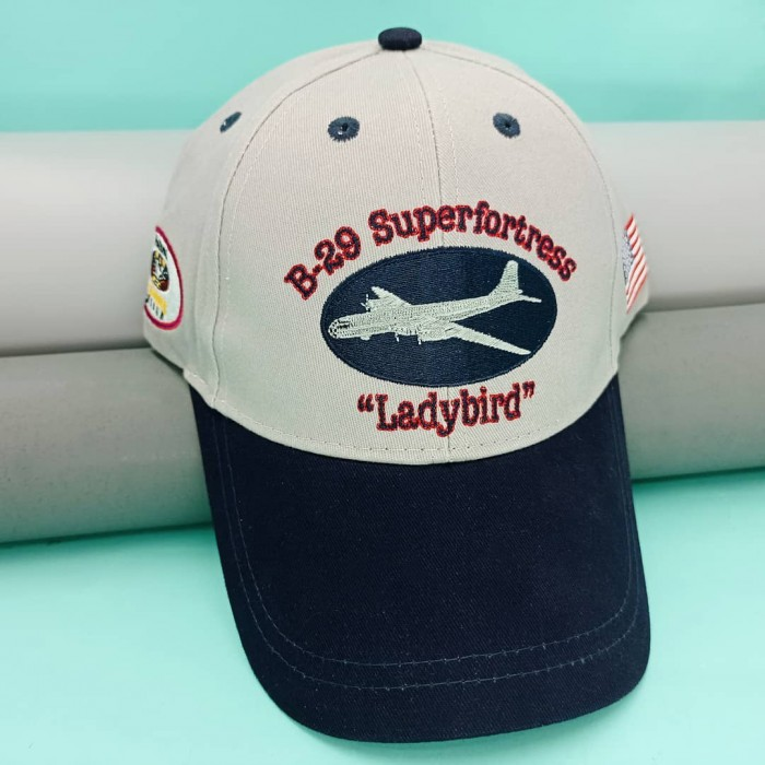 Cap Ladybird B-29