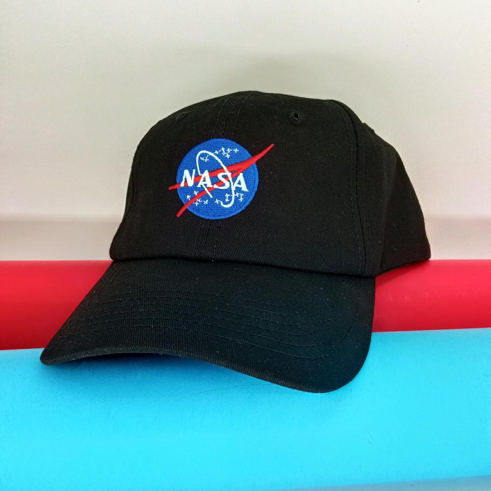 Cap NASA Small Logo