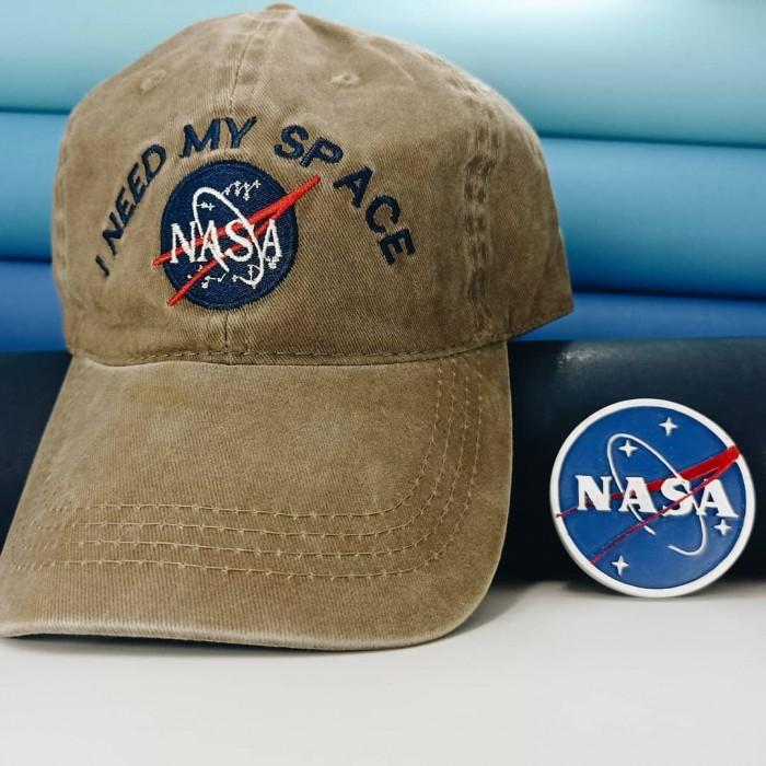 Cap NASA Sand Khaki