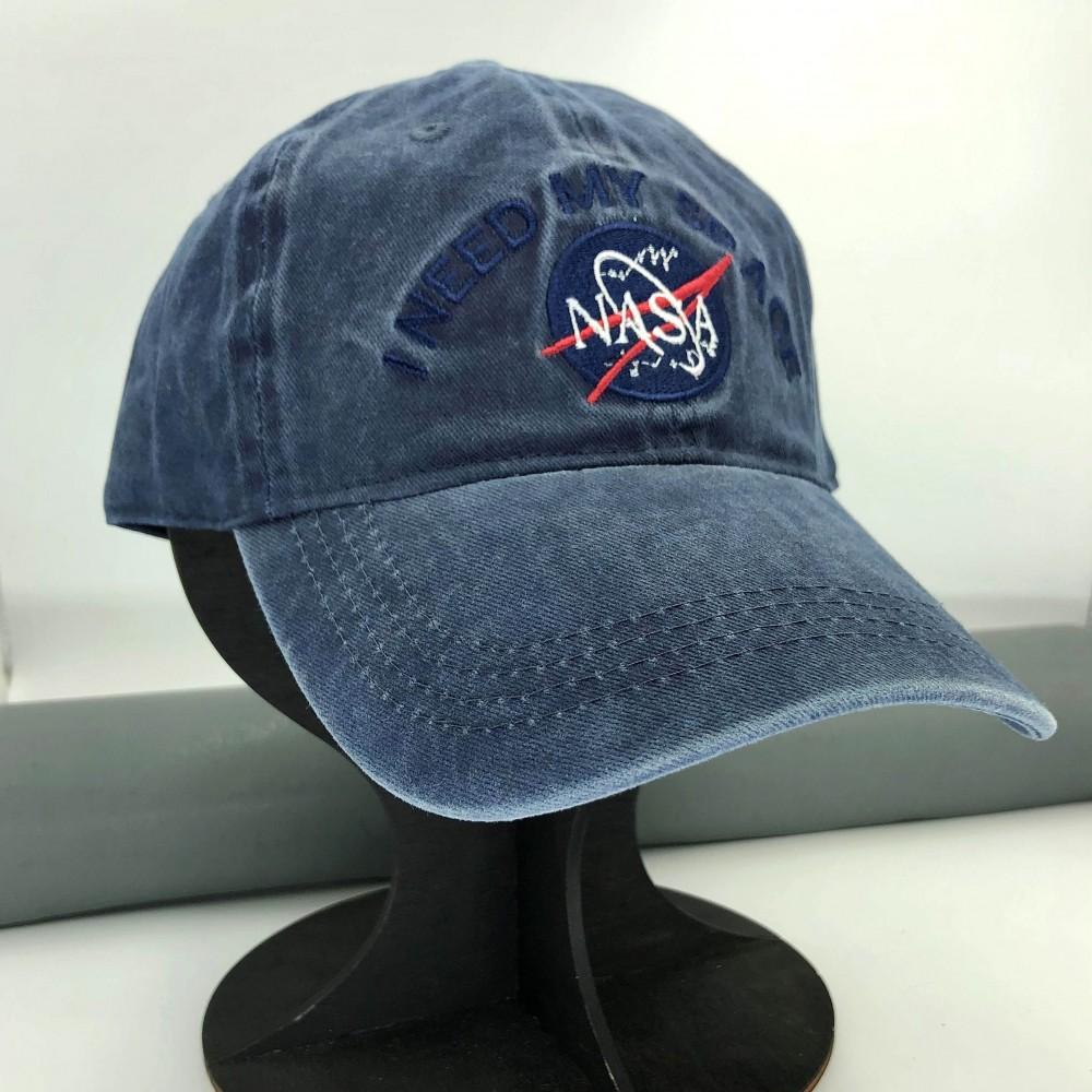 Cap NASA Blue