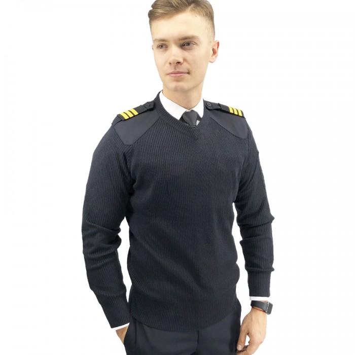Men's Pilot Sweater A Cut Above