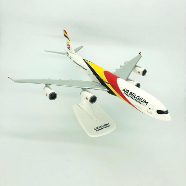 Airbus A340-300 Belgium 1:200