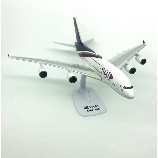 Airbus A380 Thai 1:250