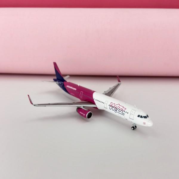 Airbus A321 Wizz Air 1:400