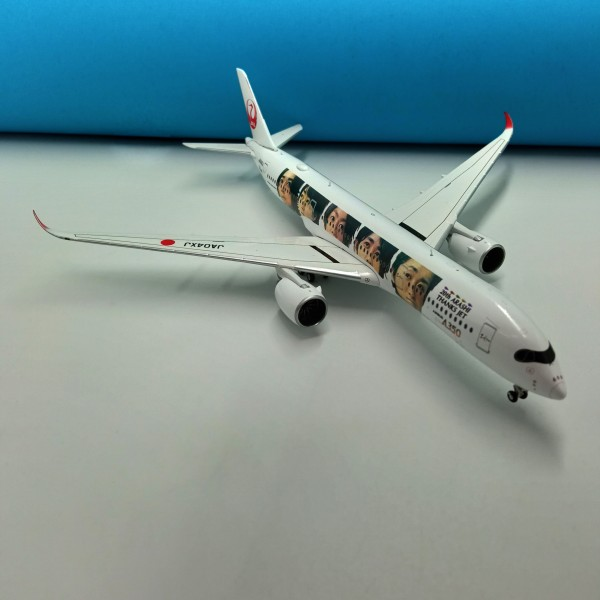 Airbus A350-900 Japan Airlines 1:400