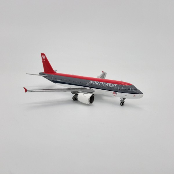 Airbus A320-200 Northwest Bowling Shoe Livery 1:400