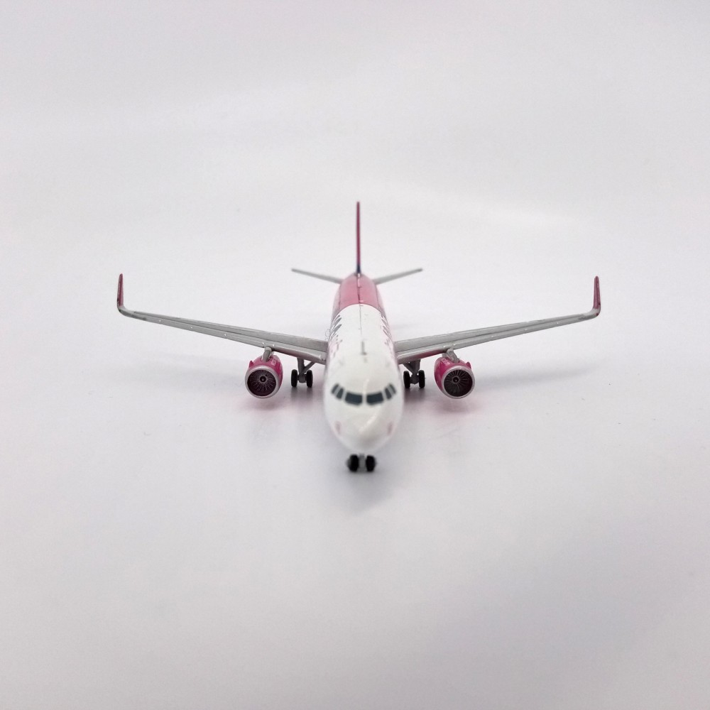 Airbus A321 Wizz Air 100th 1:400