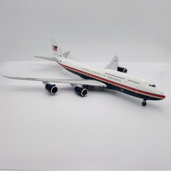 Boeing 747-8 United States of America 1:200