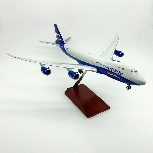 Boeing 747-8F Silkway 1:200