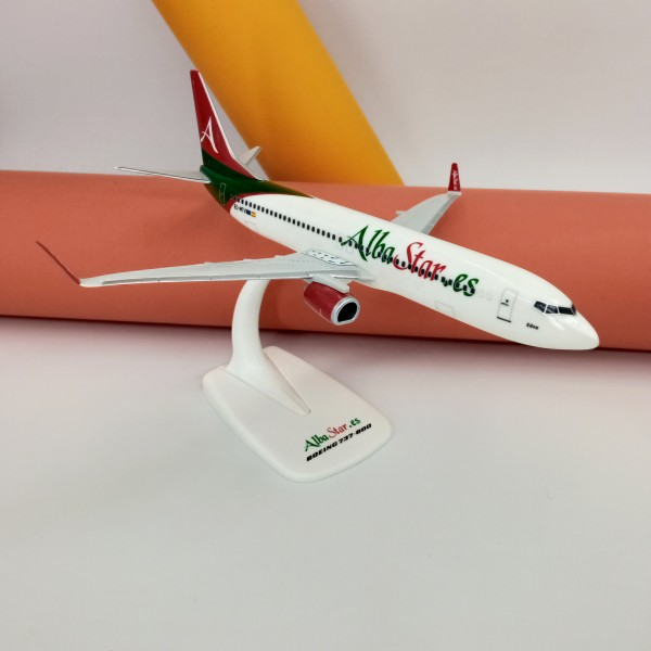 Boeing 737-800 Alba Star 1:200