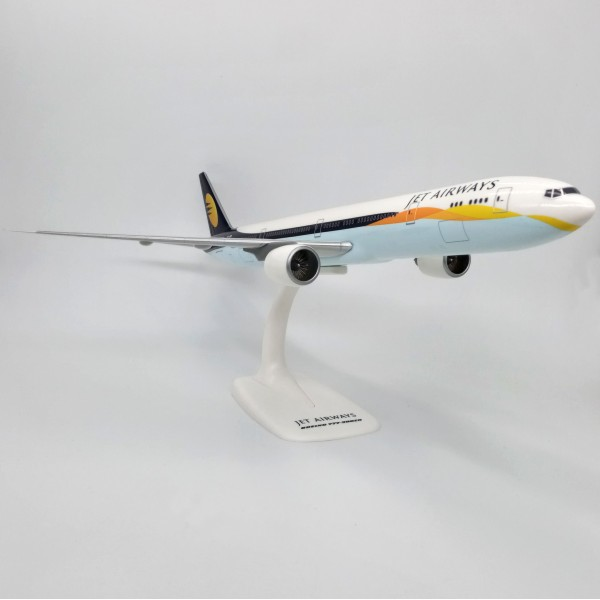 Boeing 777-300ER Jet Airways 1:200