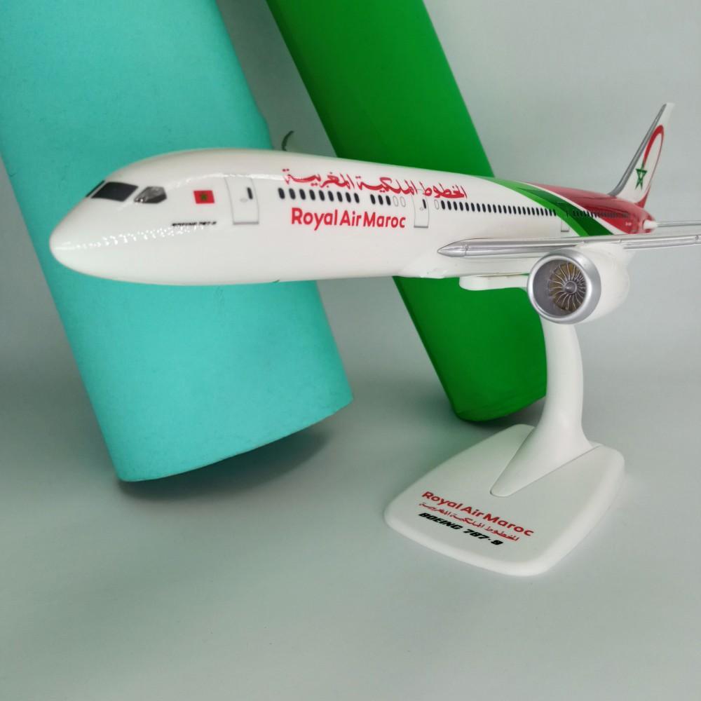 Boeing 787-9 Royal Air Maroc 1:200