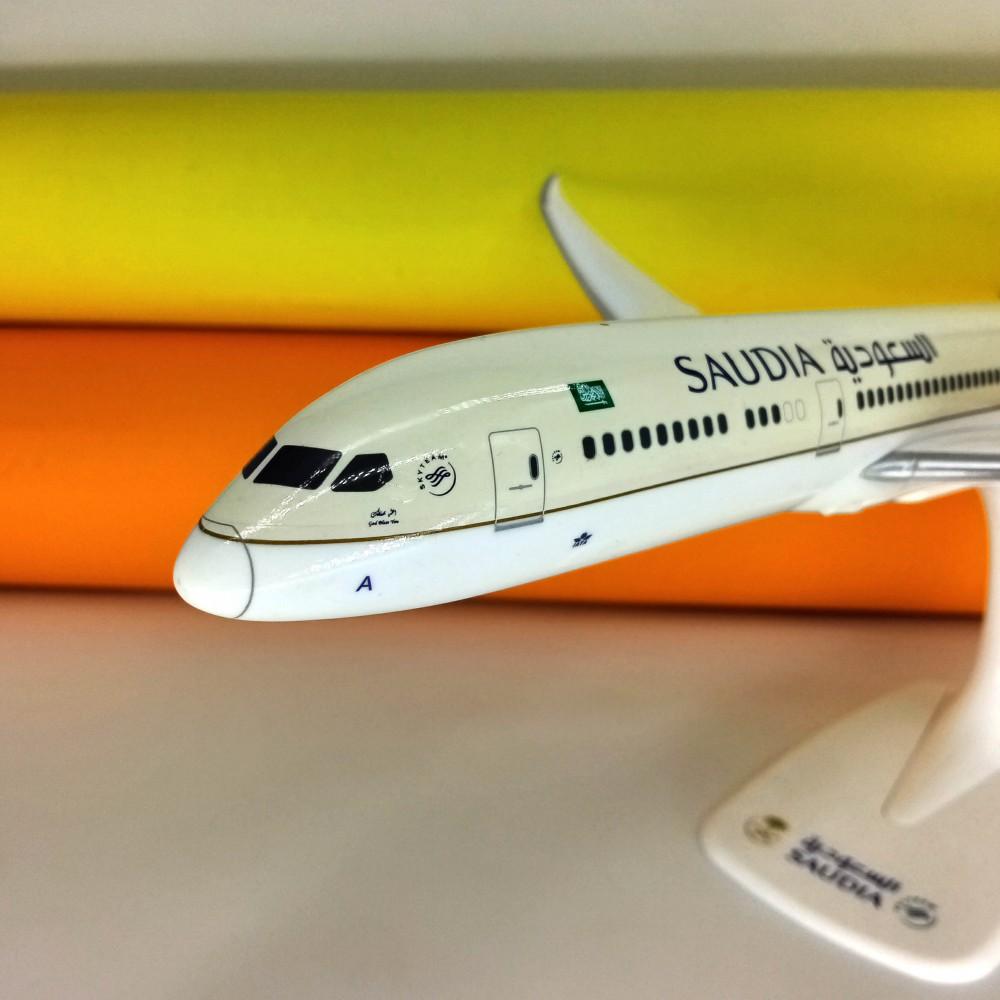 Saudia Boeing 787-9 1:200