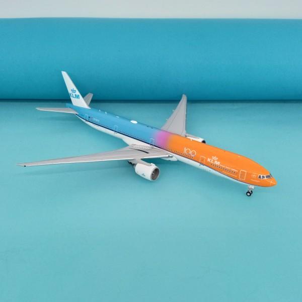 Boeing 777-300ER KLM Orange Livery 1:400