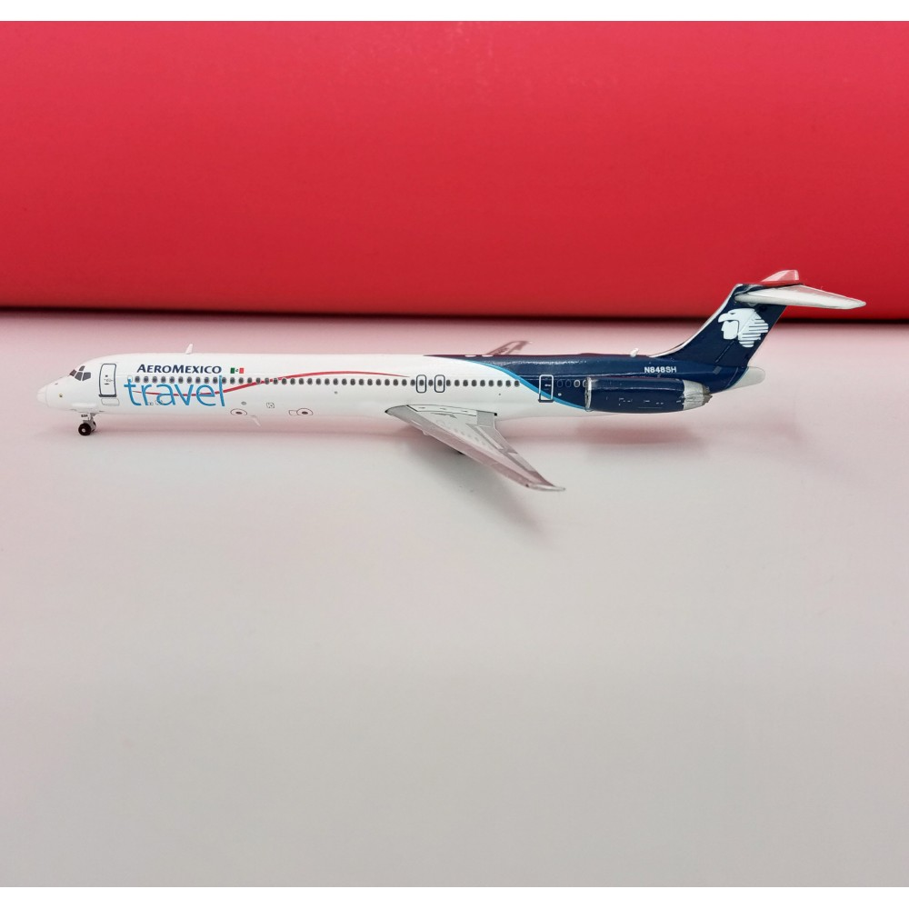 MD-83 McDonnell Douglas AeroMexico 1:400